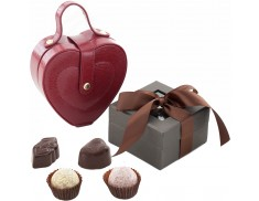 Heart Jewelry Box 'N Truffles Gift