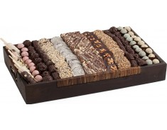 Grand Giftbasket of Chocolate Decadence